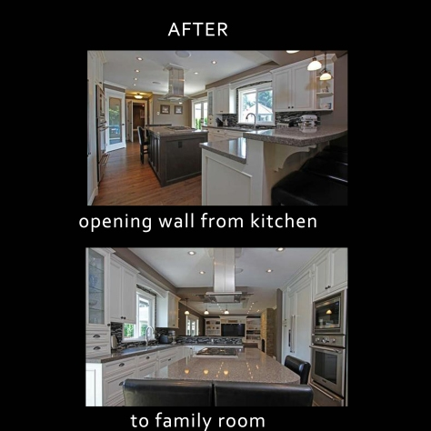 REMOVING a WALL can MAKE all the difference.