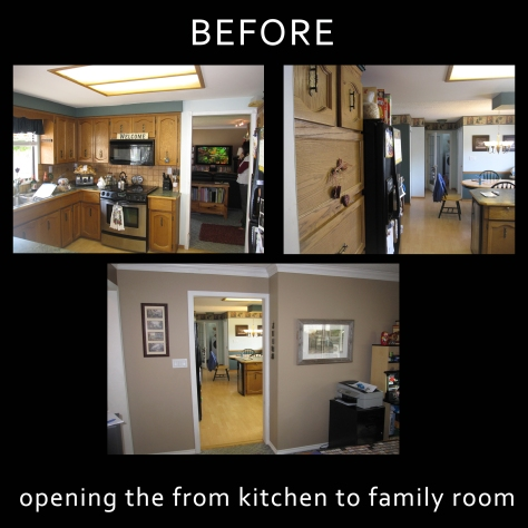 REMOVING a WALL can make all the difference!